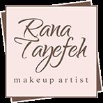 Makeup by Rana Logo